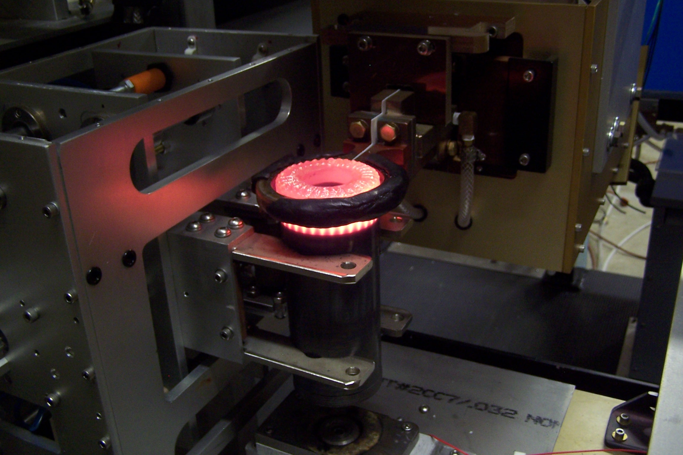 Automated Induction Heating