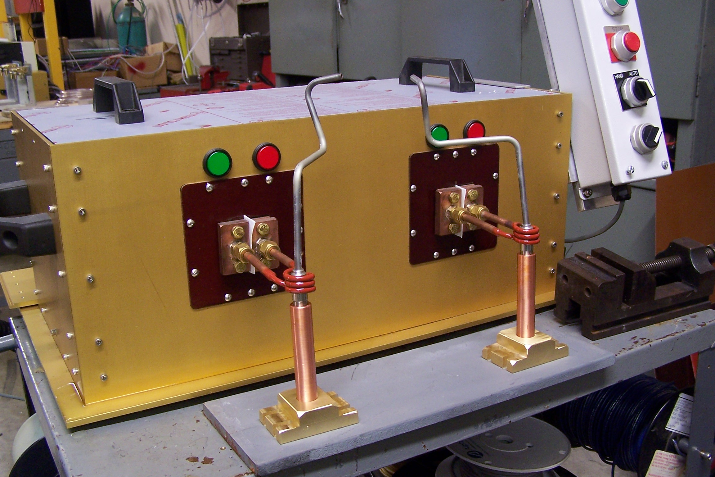 Dual Heating Induciton Machine